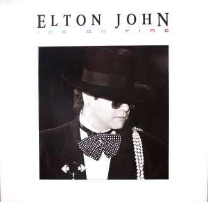 Gramofonska ploča Elton John Ice On Fire 826 213-1Q, stanje ploče je 10/10
