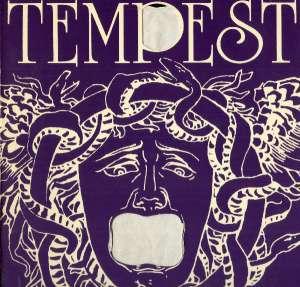 Gramofonska ploča Tempest Living In Fear 87 664 IT, stanje ploče je 10/10