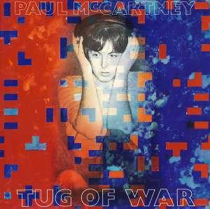 Gramofonska ploča Paul McCartney Tug Of War 1C 064-64 750, stanje ploče je 10/10