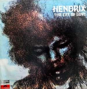 Gramofonska ploča Jimi Hendrix Cry Of Love LPV 5763 Pol, stanje ploče je 10/10