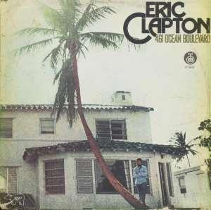 Gramofonska ploča Eric Clapton 461 Ocean Boulevard LP 5852, stanje ploče je 7/10