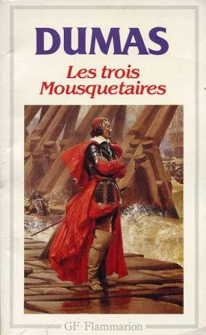 Dumas Alexandre - Les trois Mousquetaires