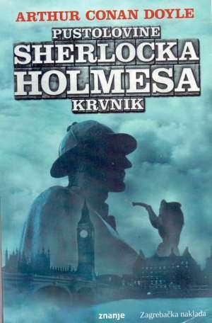 Pustolovine Sherlocka Holmesa - Krvnik Doyle Arthur Conan meki uvez