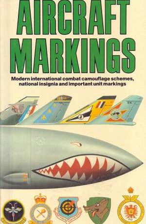 Barry C. Wheeler - Aircraft markings