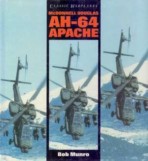 Bob Munro - AH-64 Apache