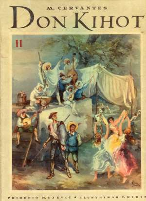Miguel De Cervantes - Don Kihot