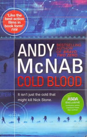 McNab Andy - Cold Blood