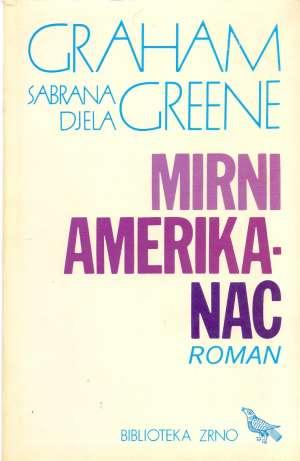 Mirni Amerikanac Greene Graham meki uvez