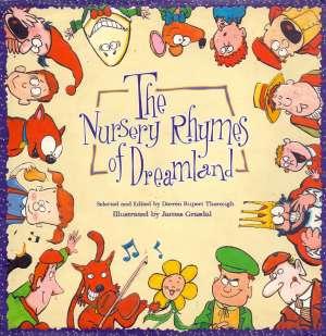 The Nursery Rhymes of Dreamland Darren Rupert Thorough, Uredio tvrdi uvez