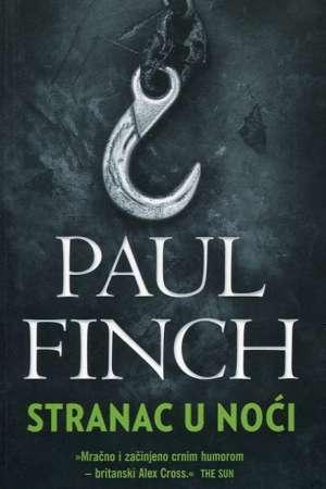 Stranac u noći Finch Paul meki uvez