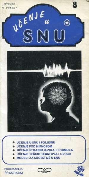 Učenje u snu G.A. meki uvez
