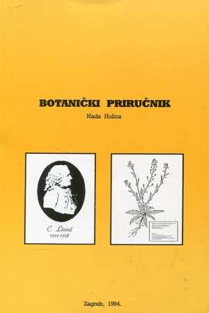 Botanički priručnik Nada Hulina meki uvez