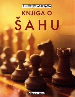 Knjiga o šahu Elizabeth Dalby tvrdi uvez