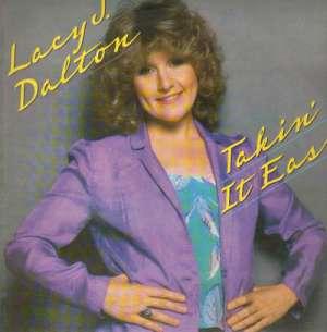 Gramofonska ploča Lacy J. Dalton Takin' It Easy 85048, stanje ploče je 10/10