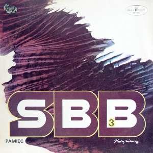 Gramofonska ploča SBB Pamięć 3 SX 1345, stanje ploče je 10/10