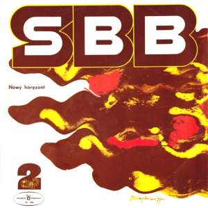 Gramofonska ploča SBB Nowy Horyzont SX 1206, stanje ploče je 10/10
