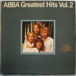 Gramofonska ploča ABBA Greatest Hits Vol. 2 LP 55-5971, stanje ploče je 10/10