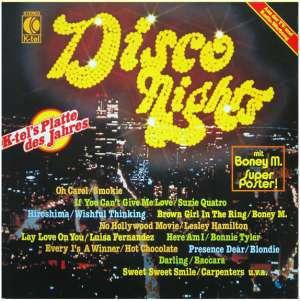Gramofonska ploča Smokie / Boney M / Suzie Quatro... Disco Nights TG 1181, stanje ploče je 10/10