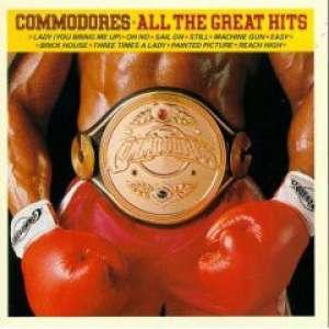 Gramofonska ploča Commodores All The Great Hits 260 · 15 · 045, stanje ploče je 10/10