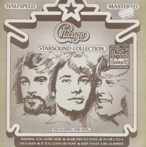 Gramofonska ploča Chicago Starsound Collection 296 953-245, stanje ploče je 10/10