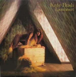 Gramofonska ploča Kate Bush Lionheart 1C 064-06859, stanje ploče je 10/10