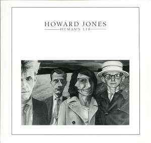 Gramofonska ploča Howard Jones Human's Lib 240335-1, stanje ploče je 10/10