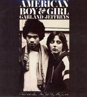 Gramofonska ploča Garland Jeffreys American Boy & Girl AMLH 64778, stanje ploče je 10/10