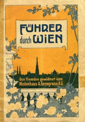 A. G., Autor - Fuhrer durch Wien