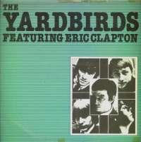 Gramofonska ploča Yardbirds Yardbirds Featuring Eric Clapton LPS 1053, stanje ploče je 9/10