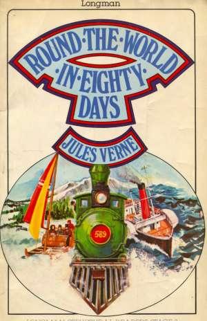 Round the world in eighty days Verne Jules meki uvez