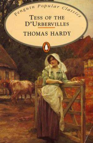 Hardy Thomas - Tess of the D'Urbervilles