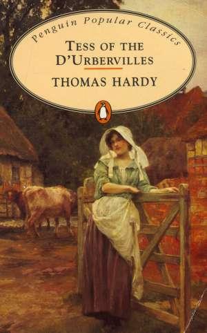 Tess of the D'Urbervilles Hardy Thomas meki uvez