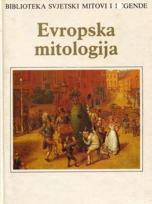 Evropska mitologija Jacqueline Simpson tvrdi uvez