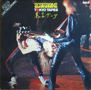 Gramofonska ploča Scorpions Tokyo Tapes CL 28 331, stanje ploče je 7/10