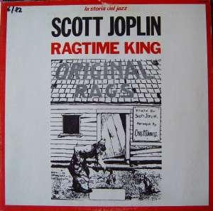 Gramofonska ploča Scott Joplin Ragtime King SM 3097, stanje ploče je 10/10