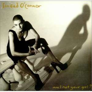 Gramofonska ploča Sinéad O'Connor Am I Not Your Girl? LP-7-1 2039702, stanje ploče je 9/10