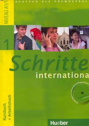 Daniel Niebisch, Sylvette Penning-Hiemstra, Franz Specht, Monika Bovermann, Monika Reimann - Schritte international 1