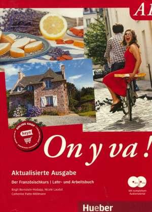 Brigit Bernstein - Hodapp, Nicole Laudut, Catherine Patte - Mollmann - On y va !