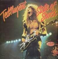 Gramofonska ploča Ted Nugent State Of Shock EPC 83646, stanje ploče je 10/10