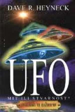 Ufo - mit ili stvarnost Dave R. Heyneck meki uvez