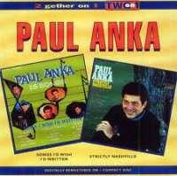 2 Gether in 1 Paul Anka