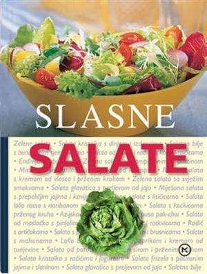 Slasne salate Ivanka Borovac Uredila tvrdi uvez