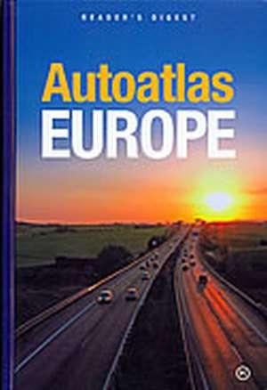Autoatlas europe Vesna Bačić/prevela tvrdi uvez