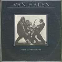 Gramofonska ploča Van Halen Women And Children First WB 56793, stanje ploče je 8/10