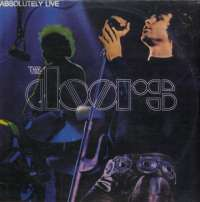 Gramofonska ploča Doors Absolutely Live ELK 62005, stanje ploče je 10/10
