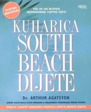 Arthur Agatston - Kuharica south beach dijete
