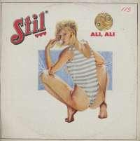 Gramofonska ploča Stil Ali, Ali LPD 0145, stanje ploče je 10/10