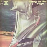Gramofonska ploča Axe Living On The Edge LPS 1015, stanje ploče je 9/10