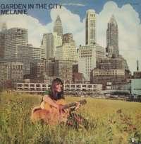 Gramofonska ploča Melanie Garden In The City BDS 5095, stanje ploče je 9/10