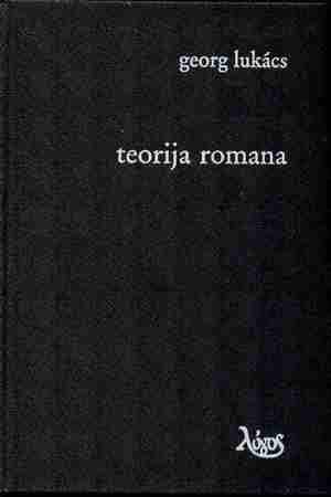 Teorija romana Georg Lukacs tvrdi uvez